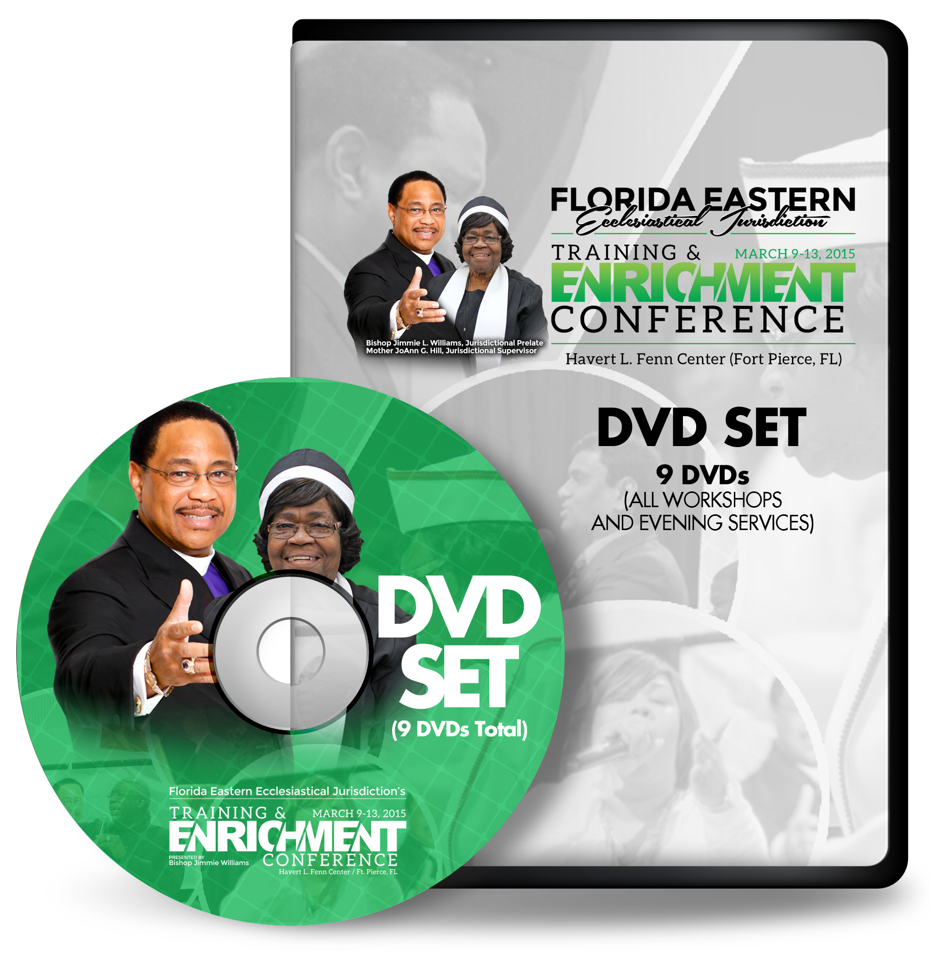 floridaeastern-dvd-complete-set