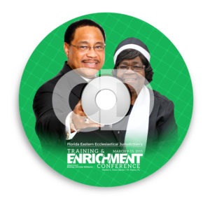 Training & Enrichment Conference 2015 CD (single)