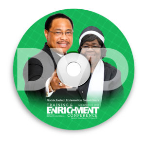 Training & Enrichment Conference 2015 DVD (single)