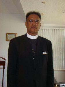Bishop Johnny
